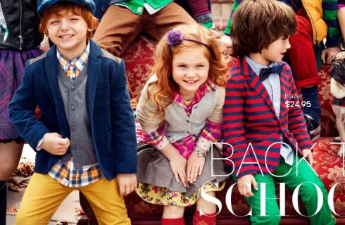 Preppy Fall looks for Kids