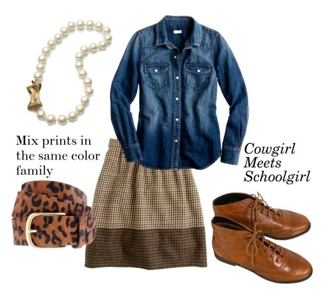 d6de254205df the preppy leopard – cowgirl schoolgirl   The Preppy Leopard