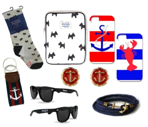 the preppy leopard - accessories gift guide