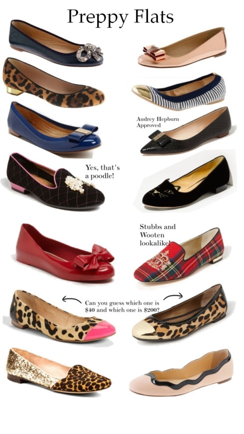 preppyflats the preppy leopard