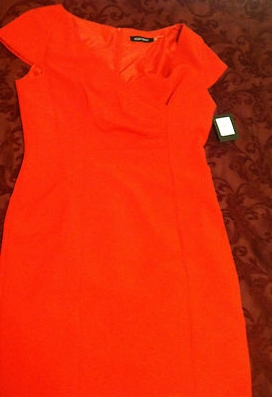Ellen Tracy Shift Dress in Bright Cherry Size 14 $200  eBay - Google Chrome_2013-03-08_10-38-57