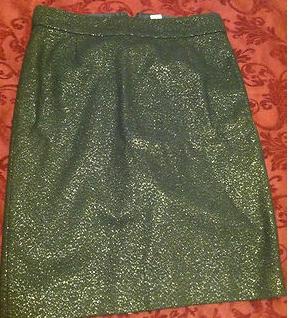 J Crew Holiday 2008 Metallic Flecked Pencil Skirt Size 12 $78  eBay - Google Ch_2013-03-08_10-31-23