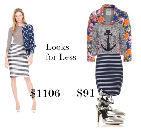the preppy leopard looks for less 1