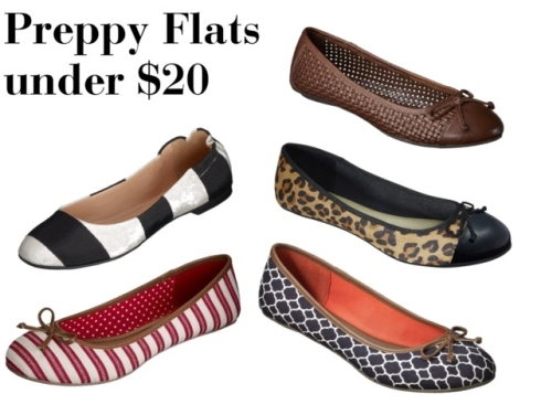 The Preppy Leopard - Preppy Flats