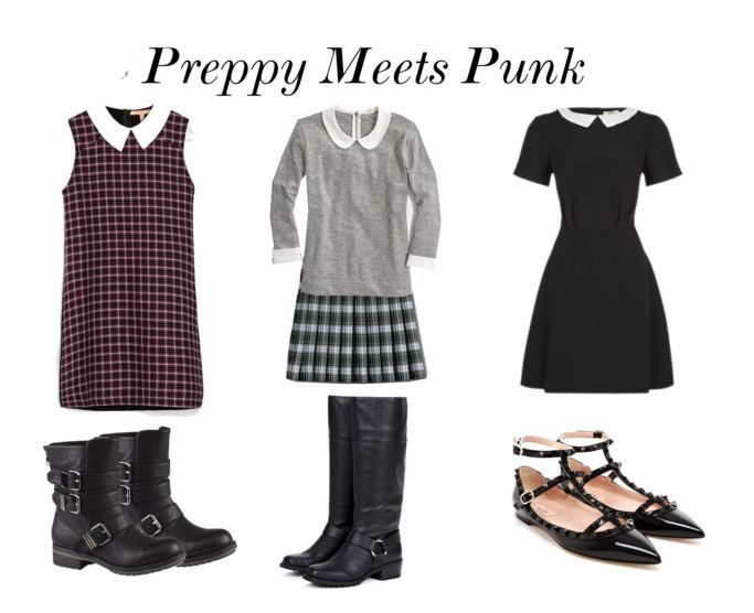 outfits   The Preppy Leopard