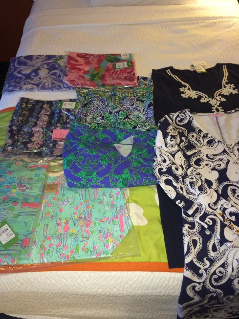 lilly haul
